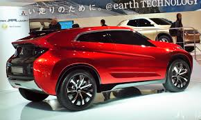 mitsubishi suv 2013 another evolution of mitsubishi u0027s compact suv concept motor