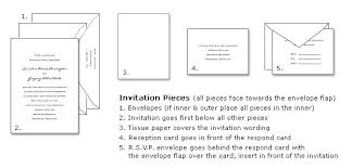 assembling wedding invitations invitation consultants