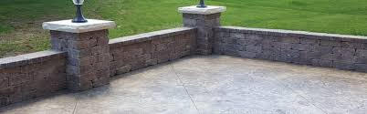 Patios Kansas City Kansas City Concrete Patios Sidewalks Blue River Concrete Company