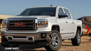 these are the exterior colors of the 2014 gmc gm authority