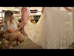 The Wedding Dress Three Days To The Wedding And No Dress Youtube