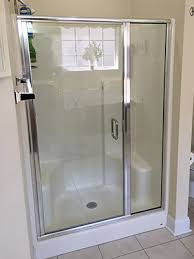 Removing Shower Doors Elite Glass And Mirror Myrtle Sc Glass Repair Frameless
