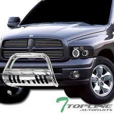 dodge ram push bumper ram 1500 push bar ebay