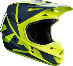 mens motocross helmets 169 95 fox racing mens v1 race dot approved motocross mx 995620