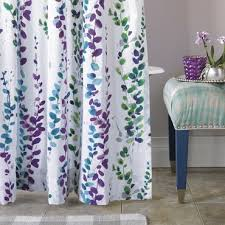 Shower Curtain Green Shower Curtains Perigold