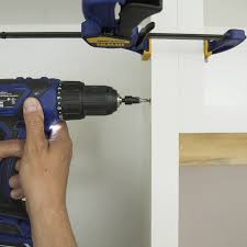 best screws for attaching cabinets together upper cabinets
