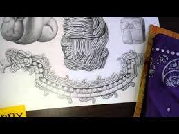 drawing aztec custom tattoo designs from la youtube