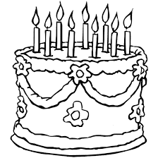 free coloring pages birthday coloring book downloads birthday