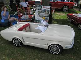 junior mustangs 1965 mustang junior gas powered car for sale link pic
