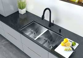 how to get stainless steel sink to shine porcelain kitchen sink how to make your kitchen sink shine inch