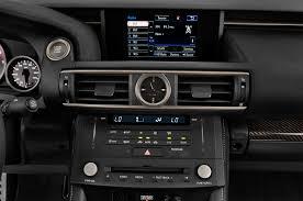 lexus rc f retail price 2016 lexus rc f radio interior photo automotive com