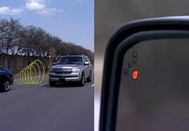 Blind Spot Alert Blind Spot Monitor On 2010 Fusion Milan Mkz