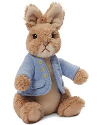 stuffed bunny gund baby beatrix potter rabbit plush stuffed toys