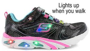skechers led light up shoes light up shoes
