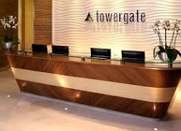 Bespoke Reception Desk Boardroom Furniture Direct Reception Desks