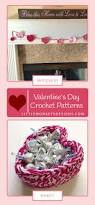 Filet Crochet Patterns For Home Decor 1317 Best Crochet Hearts Images On Pinterest Crochet Hearts