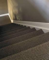tappeto per scale il pavimento in moquette per le scale
