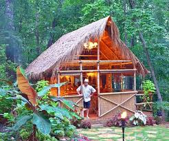 How To Build Tiki Hut Gallery Of My S Idea Of Crafting A Diy Tiki Hut With Tv And Keg