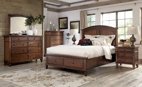 Bedroom Set With Storage Headboard Bedroom Brwon Wooden Bed With Tall Headboard And Drawer Added