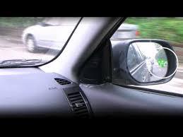 Car Blind Spot Detection Blind Spot Detection Urban Road Testing Youtube