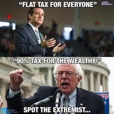 Gop Meme - meme sums up difference between gop democrat candidates
