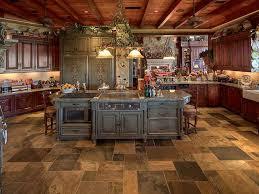 True Mediterranean Kitchen - luxury mediterranean home florida my dreams really do come true