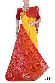 jamdani sharee trendy ethnic dhakai jamdani saree j111