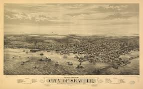 Map Queen Anne Seattle by A Visit To Capitol Hill November 1851 Chs Capitol Hill Seattle