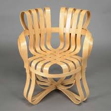 Frank Gehry Outdoor Furniture by Knoll Frank Gehry Cross Check Chair