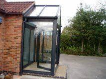enclosed front porch with storm door porch enclosure in brampton