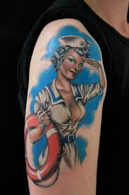 pin up tattoo designs best 75 ideas that will rock your world
