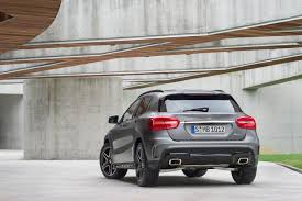 2015 mercedes gla review 2015 mercedes gla250 4matic ny daily