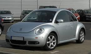 volkswagen vw beetle volkswagen new beetle u2014 википедия