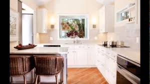 How To Make A Galley Kitchen Look Larger Make Your Small Kitchen Look Larger Youtube
