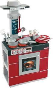 cuisine bosch jouet cuisine compacte avec accessoires miele klein 9044 cuisinière