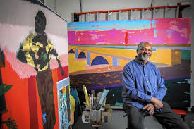 kerry marshall is our artist of the year 2017 widewalls