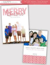 25 unique christmas photo card template ideas on pinterest