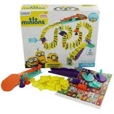 Minion Desk Accessories by Minions Domino Run Film U0026 Tv Toys At The Works