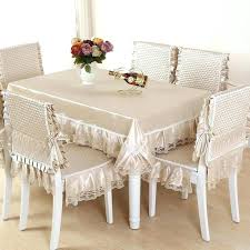 dining table cover clear plastic dining table cover waterproof table cloth grid plastic