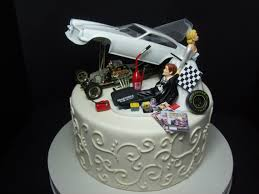 mechanic cake topper wedding cake topper for mechanics auto mechanic chevy