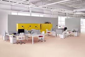 Open Plan Office Furniture by Open Plan Office Furniture Systems In Nyc Benhar Office Interiors