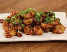 easy hoisin prawns non vegetarian recipe by master chef sanjeev