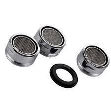 accessoire robinet cuisine 3 pièces filtre à robinet d économie d eau accessoires robinet