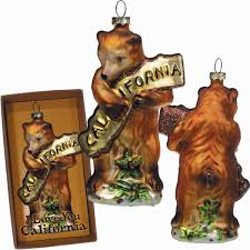 california hug glass ornament san francisco mercantile