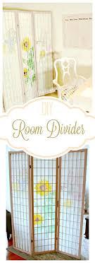 Diy Room Divider Screen Diy Room Divider Upgrade Of Faeries Fauna Craft Co