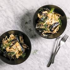 ina garten alfredo sauce fennel and mussels alfredo recipe joshua mcfadden food u0026 wine