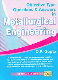 objective type questions u0026 answer in metallurgical engineering