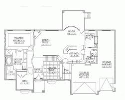 open floor plans open floor plans patio home plan house with