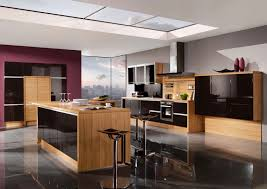 modern gloss kitchens modern kitchen glassline white ultra high gloss kitchen design