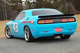 How To Build A One Car Garage by When Tires Need Burnin U0027 Petty U0027s Challenger Keeps Burnin U0027